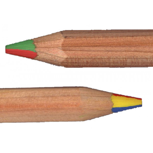 THICK Rainbow Pencil