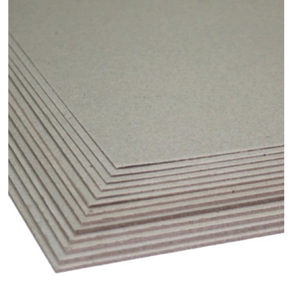 Recycled Backing Board A3 1100gsm (pack of 25 sheets)