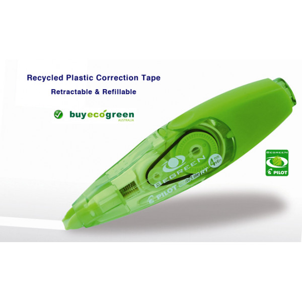 Recycled Correction Tape - Refillable