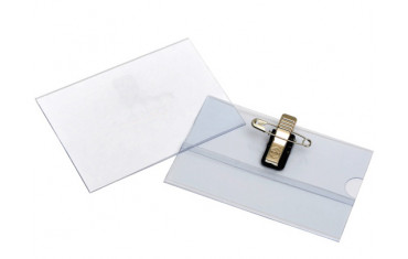 New to the Store – Recycled Convention Card Holders with Recycled Paper Name Cards