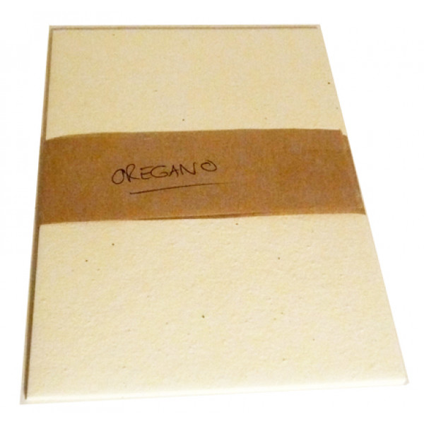 Seeded Herb Paper A5 (Oregano) (Pack of 20 sheets)