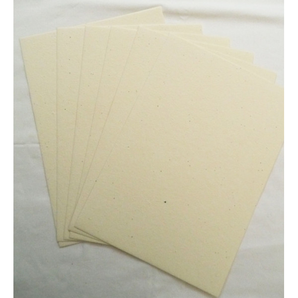 Seeded Herb Paper A4 (Oregano) (Pack of 20 sheets)