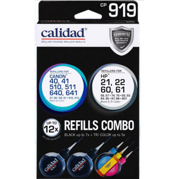 Ink Jet Refill Combo (CP 919)