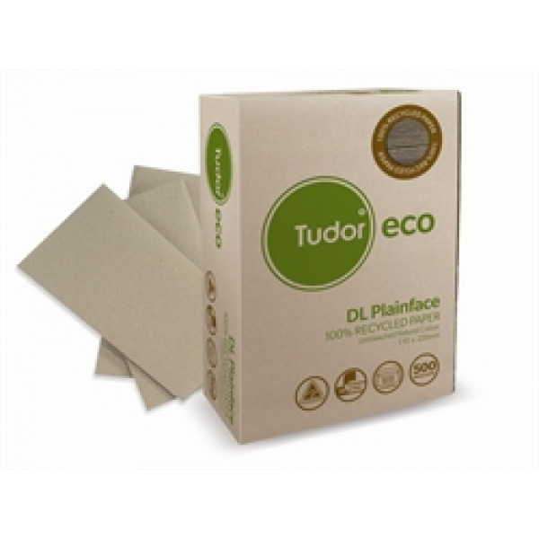 Eco DL Recycled Envelopes Box of 500