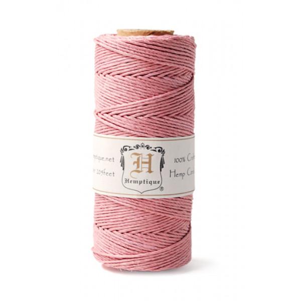 Hemp Twine - Dusty Pink