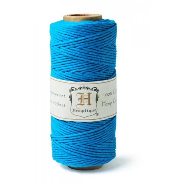 Hemp Twine - Turquoise