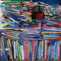 How to recycle ... Plastic Pens