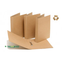 BACK IN STOCK - RECYCLED RING BINDERS