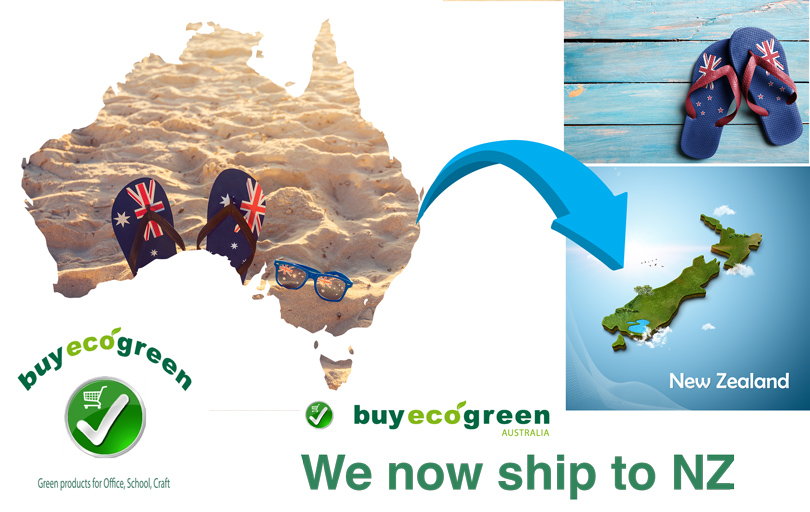 We now ship to NZ